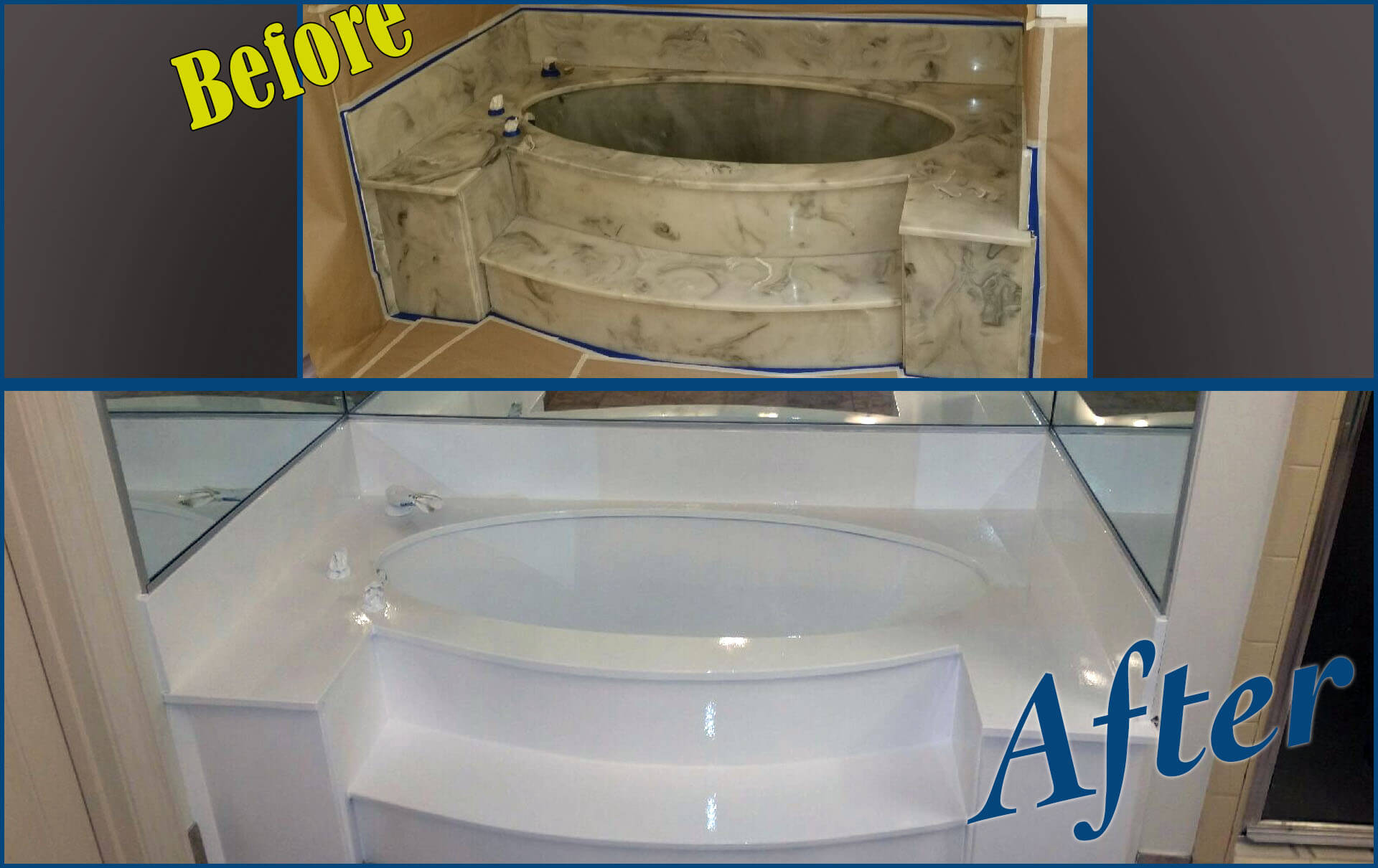 Tub Resurfacing-Broward Bath Tub Reglazing & Tub Resurfacing Contractors-We do Water Bathroom Bathtub Reglazing, Bathtub Refinishing, Tub Resurfacing, Bathtub Restoration, Countertop Resurfacing, Ceramic Tile Refinishing, Acid Free Reglazing, Commercial Bathroom Reglazing, and more